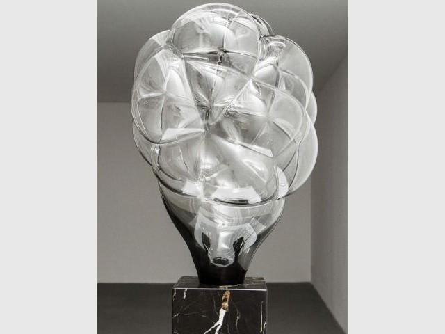Smoke Lamp par Mathieu Lehanneur