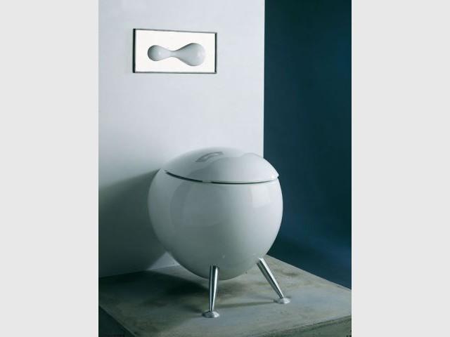 WC (Prototype) par Ron ARAD