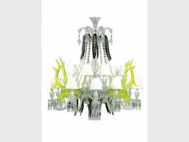 Collection Strange Zénith par Philippe Starck pour Baccarat - Starck nouveautés Milan