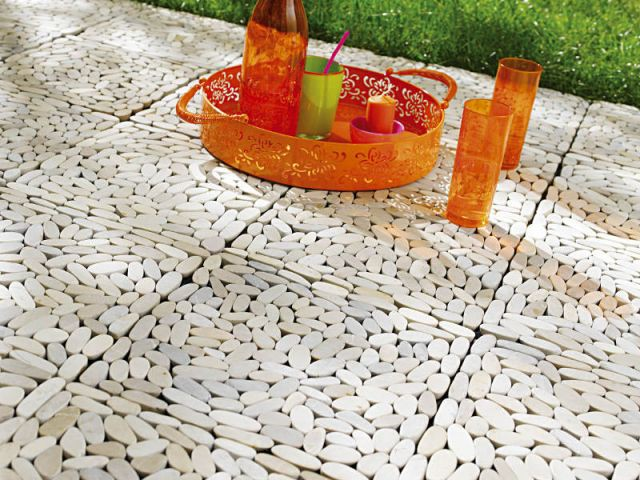 Dalle Composite Clipsable : Terrasse balcon la folie des dalles