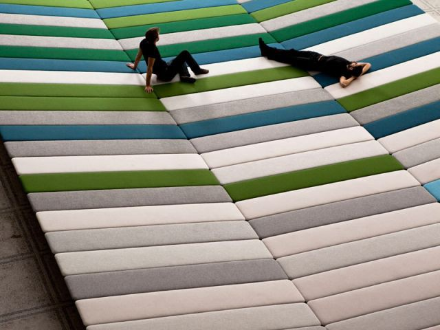 Textile Field, 2011 - Studio Bouroullec