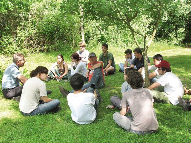 Initiative pédagogique 2013 - Lycée Jules Rieffel