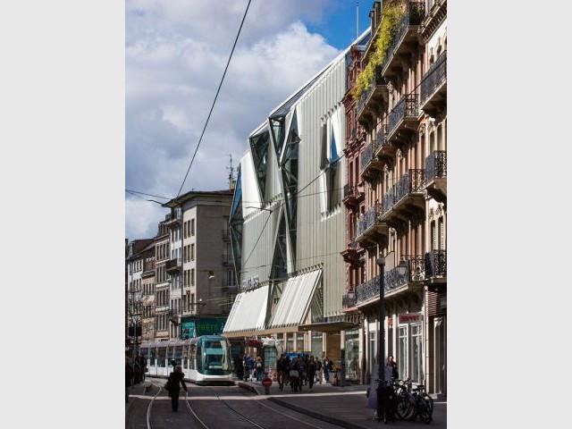 Un grand magasin bien desservi - Printemps Strasbourg