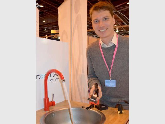 Le système de déclenchement d'eau économique d'Econ'O - Concours Lépine 2013
