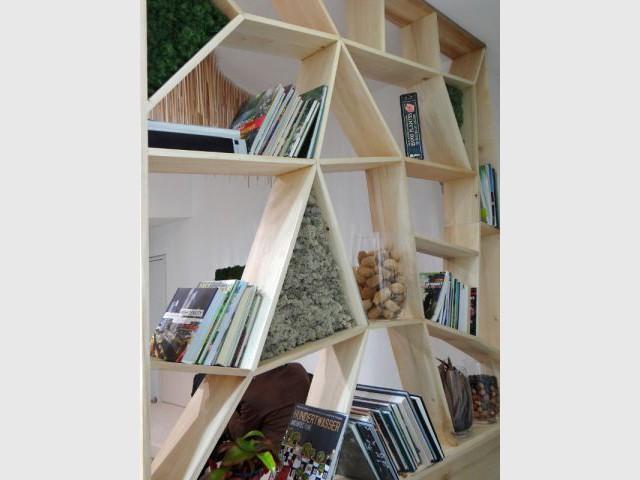 La bibliothèque végétale - Jardins de Babylone