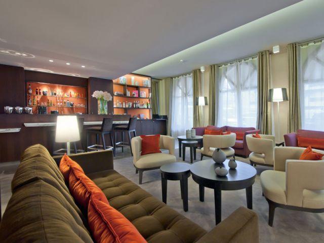 Hôtel Derby-Alma Paris - Salon