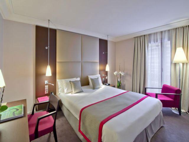 Hôtel Derby-Alma Paris - Chambre
