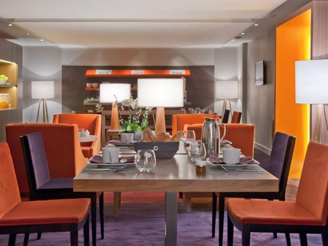 Hôtel Derby-Alma Paris - petit déjeuner