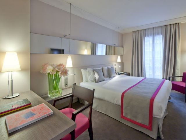 Hôtel Derby-Alma Paris - Chambre exécutive