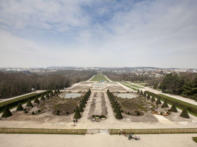 Domaine de Sceaux - Hommage national au plus célèbre jardinier de France