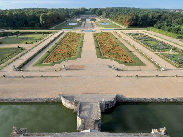 Domaine de Vaux-le-Vicomte - Hommage national au plus célèbre jardinier de France