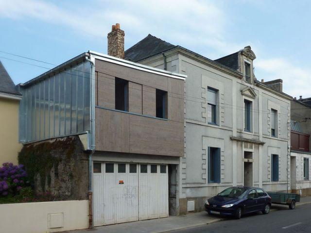 Photo façade ext SoléCité verrière Sébastien Gélot