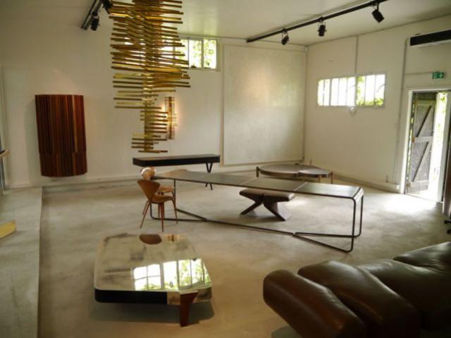Show-room Habitat 1964 - galerie l'Eclaireur