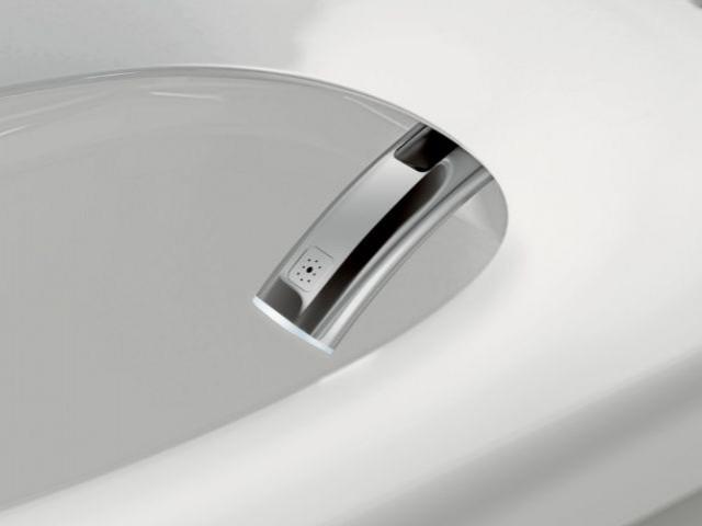 Système de WC lavants rétractable - WC à 6.650 dollars