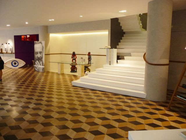 Manufacture du design - hall