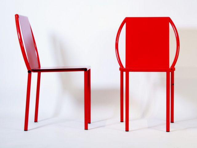 Chaises Toro de Martin Szekely - Please sit down !