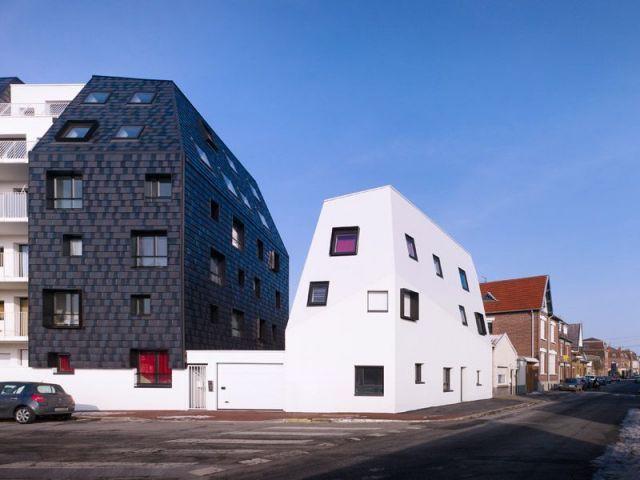 Logements sociaux  près de Lille - Logements Hellemmes