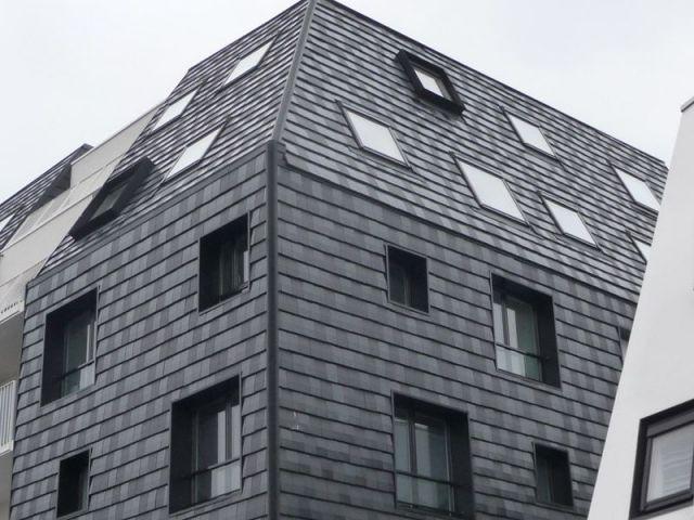 Des fenêtres en toiture - Logements Hellemmes