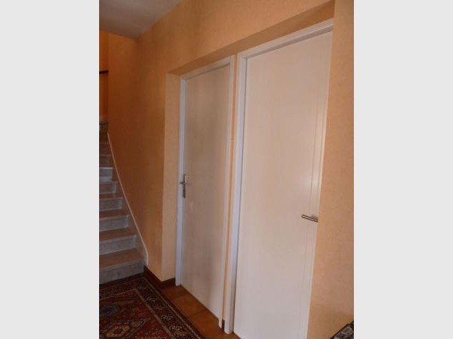 Couloir entrée après - élodie bonnet - Bordeaux