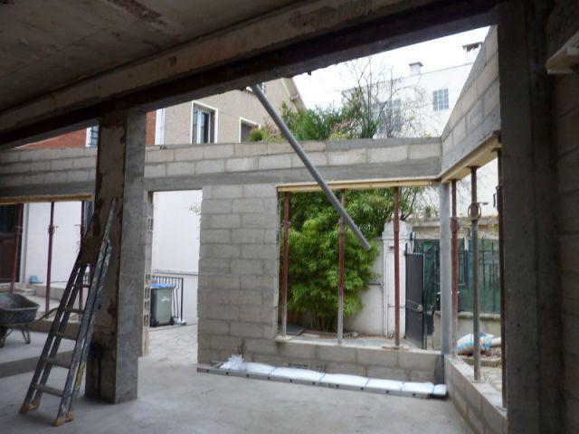 Une extension de 19 m² - Extension Bois Colombes