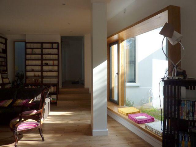 Boites à vivre vitrées - Extension Bois Colombes