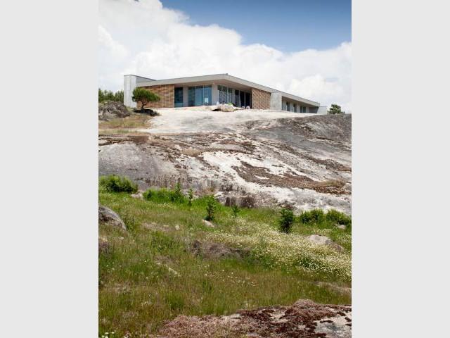 Une villa sur la colline - La Villa Géraldine