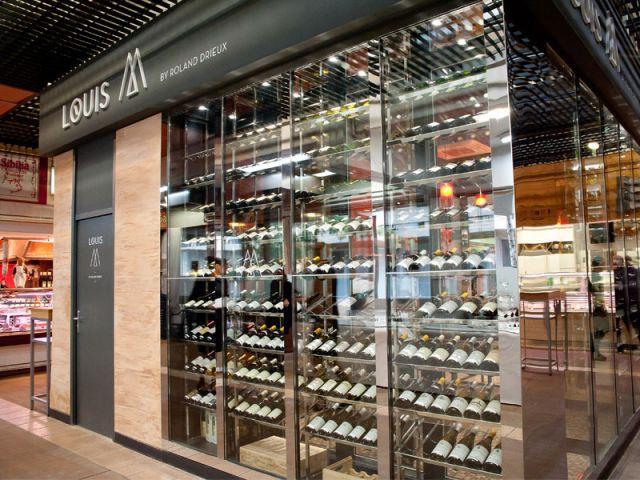 Cave à vins Louis M - Lyon Shop & Design 2013