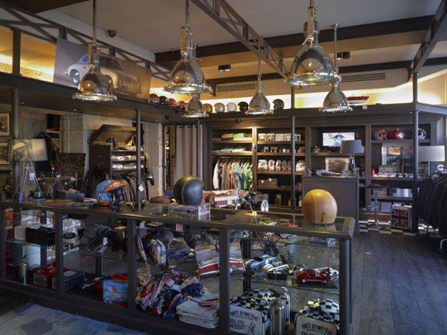 Concept Store Royal Racer  - Lyon Shop & Design 2013