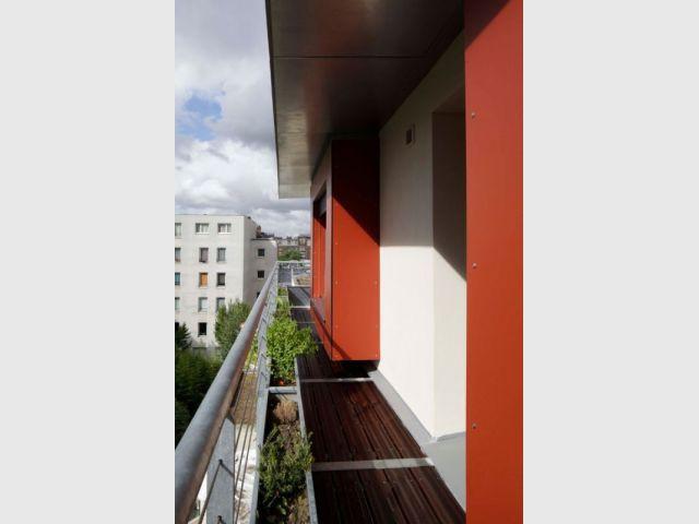 Balcon filant - Atelier D
