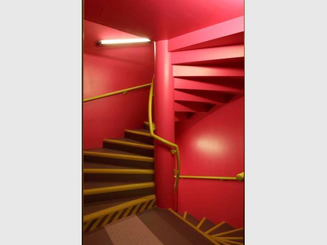 Escaliers - Atelier D