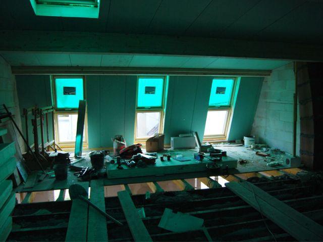 Deux étages supplémentaires - Chantier Xella