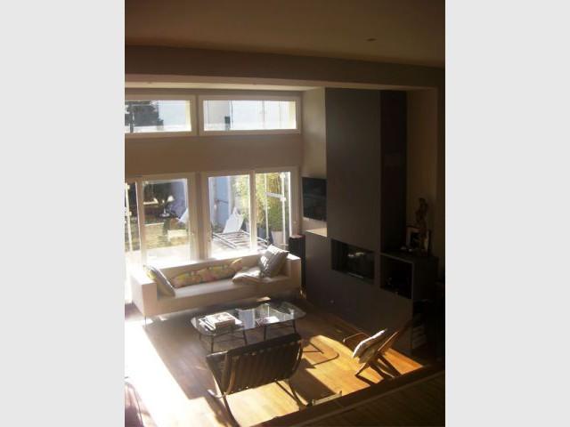 Un espace à vivre plus lumineux et plus grand - Chantier Xella