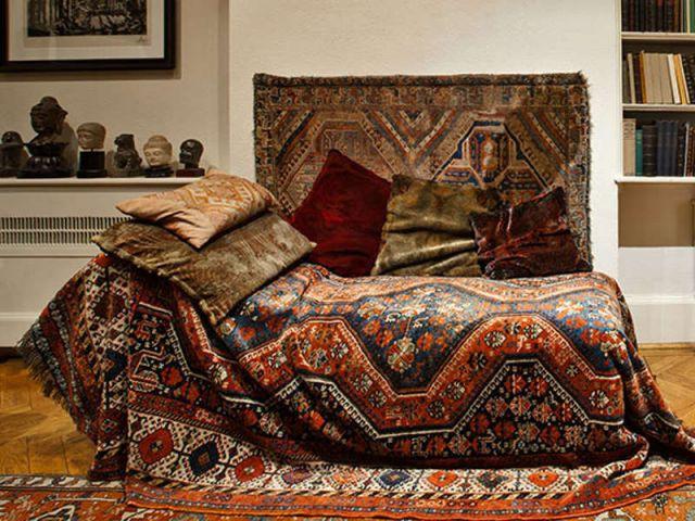 Freud musée canapé divan
