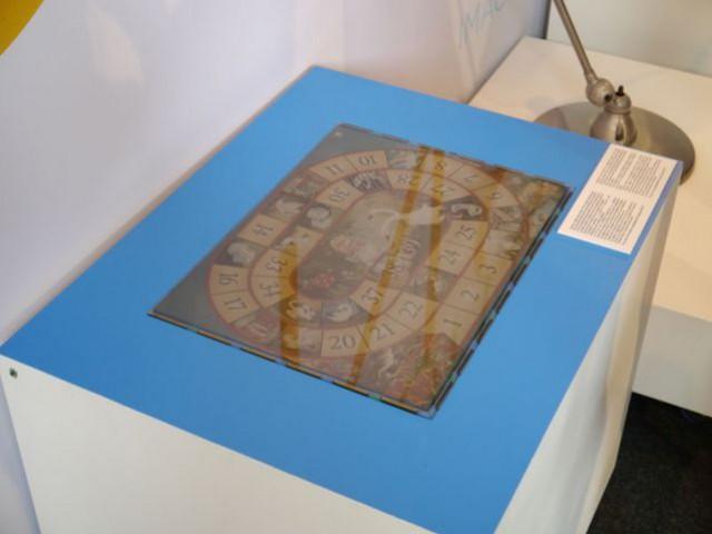 Encre électronique - expo Cetelem