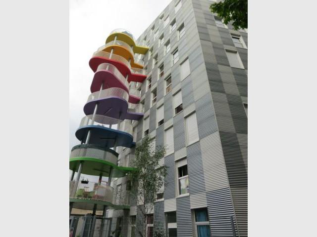 Immeuble Hondelatte