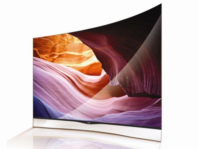 Télévision LG - OLED 55EA9800