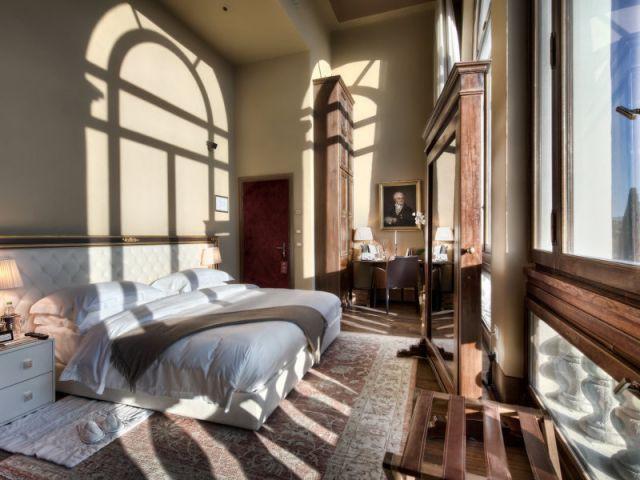 Des chambres baignées d'art - Il Salviatino