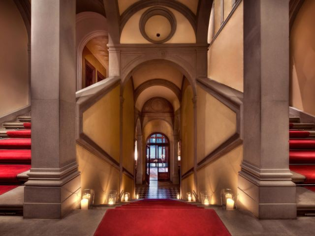 Une rénovation complexe - Il Salviatino