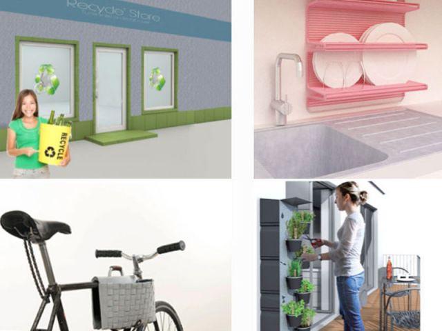 Les finalistes de l'édition 2013 - suite - Prix du Design Durable 2013