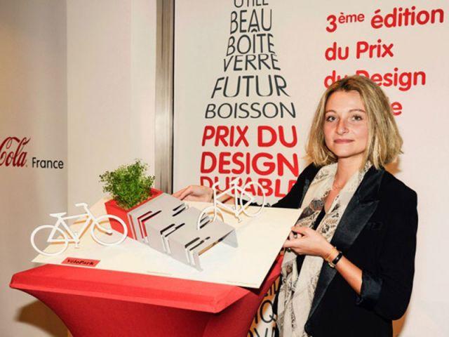 Marion Steinmetz, lauréate du Prix du Design Durable 2012 - Prix du Design Durable 2013