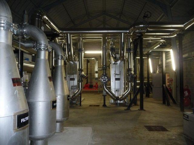 Centrale géothermique Dalkia Lognes
