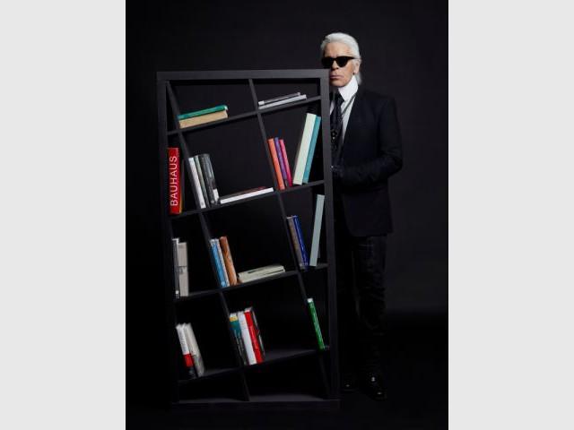 Autoportrait de Karl Lagerfeld - But vu par Lagerfeld