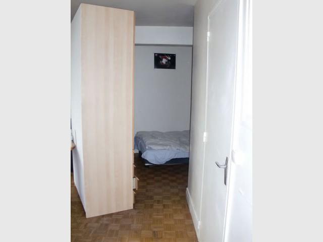 Séparation initiale chambre/séjour - Pierre-Henri Chambon