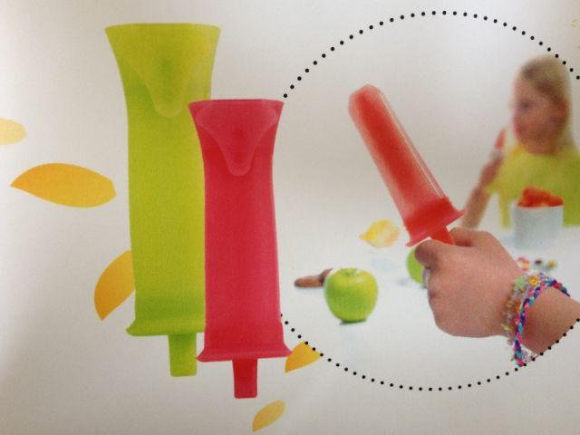 moule à glaces colorés mastrad