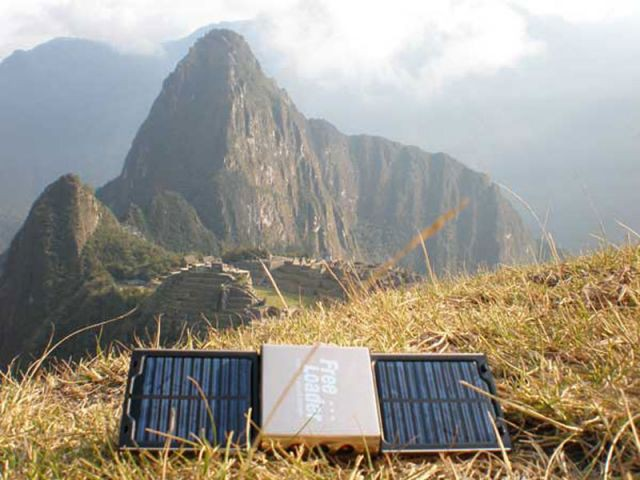 Freeolader classic - Solar Technology - chargeur