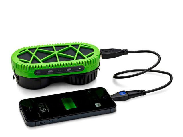 Power Trekk - chargeur portable eau