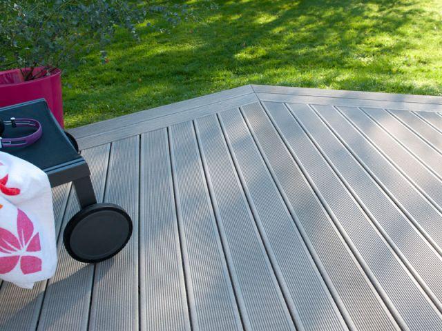 Terrasse composite - Castorama