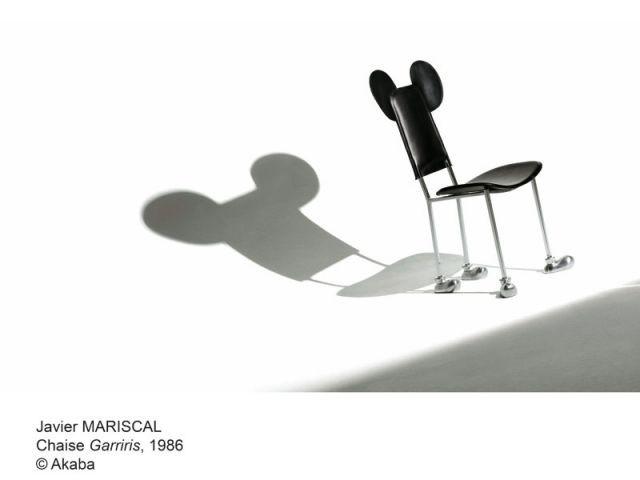 Chaise Garriris (Javier Mariscal) - Design Espana - expo Bordeaux