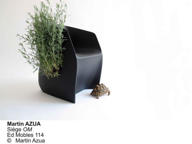 Siège OM (Martin Azua) - Design Espana - expo Bordeaux