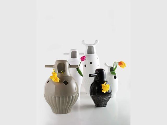 Vases Showtime (Jaime Hayon) - Design Espana - expo Bordeaux